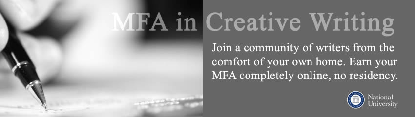 accredited online mfa creative writing Prospective students who searched for online mfa in creative writing: program overviews found the following information relevant and useful.